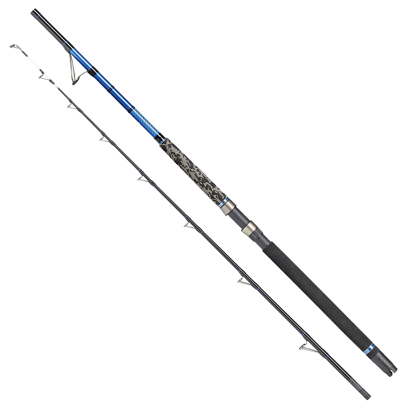 DAM Steelpower Blue Light Boat Powertip 2,40 m 20 lbs