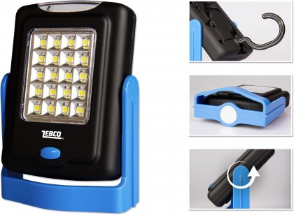 Zebco Outdoor Lampe