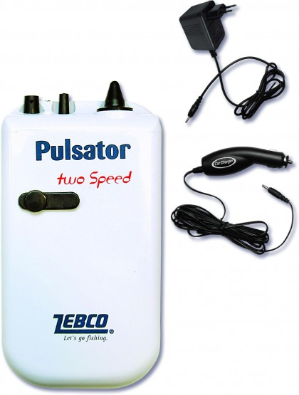 Zebco Multi-Pulsator 2-Speed