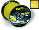 Black Cat Zeus Line gelb 3000 m 0,60 mm 59 kg 130 lbs