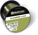 Radical Carp Ø0,40mm Invisible Line 816m 10,8kg,23,8lbs grün