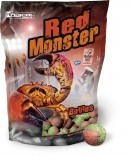 Radical Red Monster Boilie Ø16mm 1kg