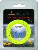 Browning 3m Stretch 7 Hollow Pole Elastic 8+ gelb 2,10mm