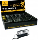 Browning Futterkorb Futterkorb Wire Match Small, Display 36Stück