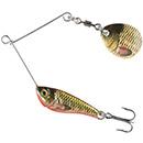 Balzer Colonel Micro Spinner Baits Rotfeder 5 g